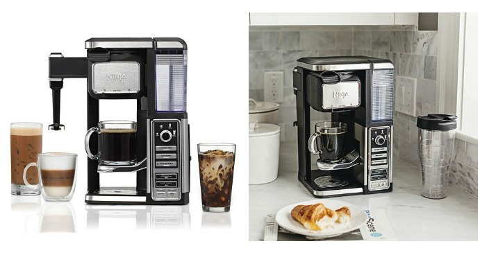 Ninja Coffee Bar Single-Serve Coffee Bar System Only $80.99! Down From $200!