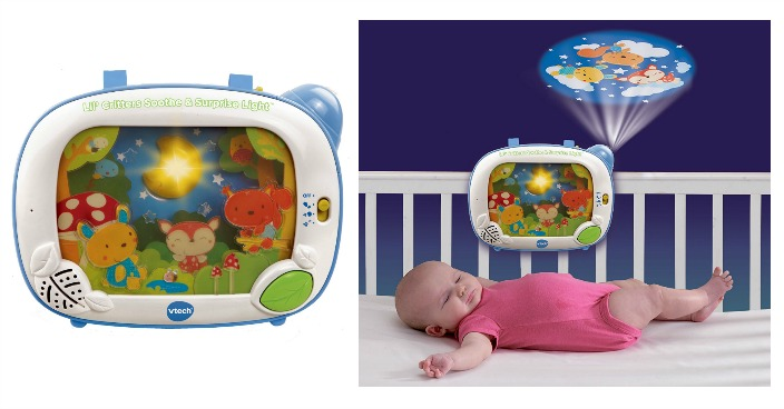 VTech Baby Lil' Critters Soothe & Surprise Light Just $7! Down From $22.50!