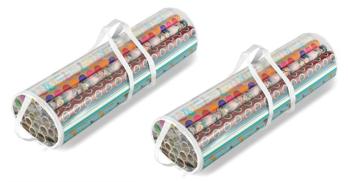 Whitmor Gift Wrap Organizer Just $6.99! Down From $20!