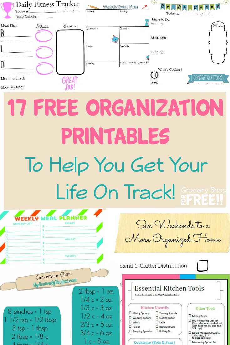 graphic relating to Free Organization Printables identify 17 Totally free Small business Printables!