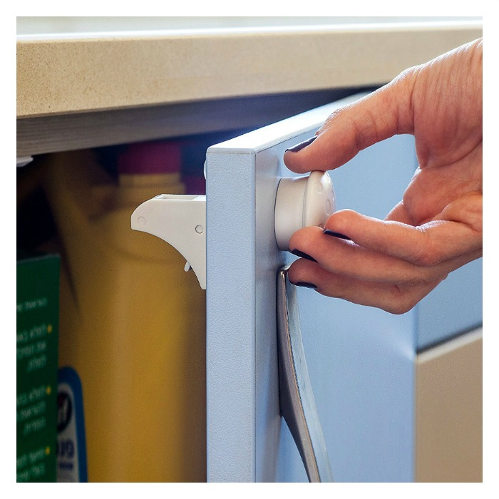 Magnetic Baby Safety Locks Just $14.85! Down From $40!