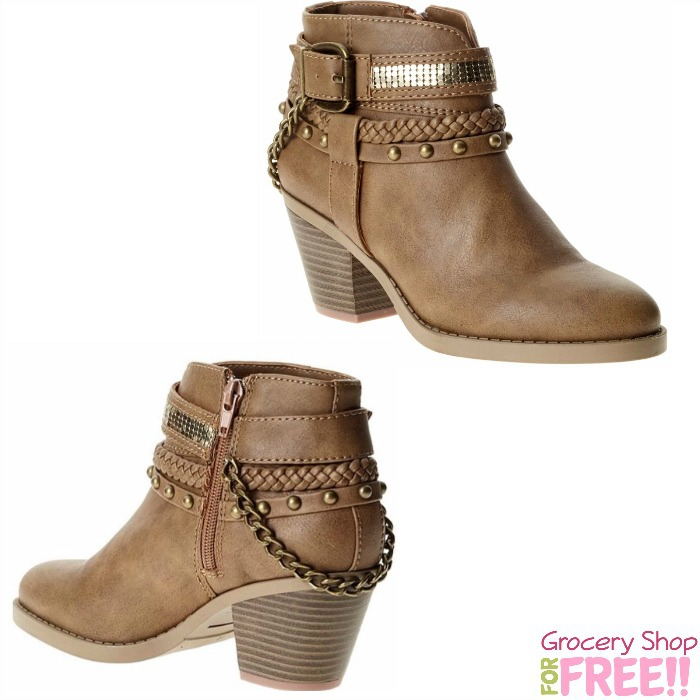 "Sugar ""Takedown 2"" Casual Booties Just $24.97! Down From $69!"