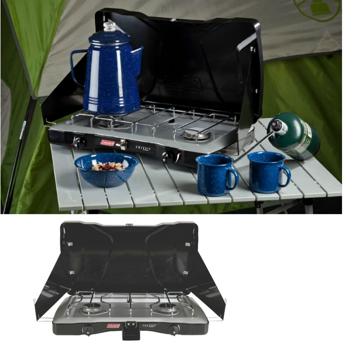 Coleman Triton Propane Stove Just $32.18! Down From $80!