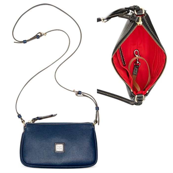Dooney & Bourke Saffiano Lexi Crossbody Only $58.80! Down From $98!