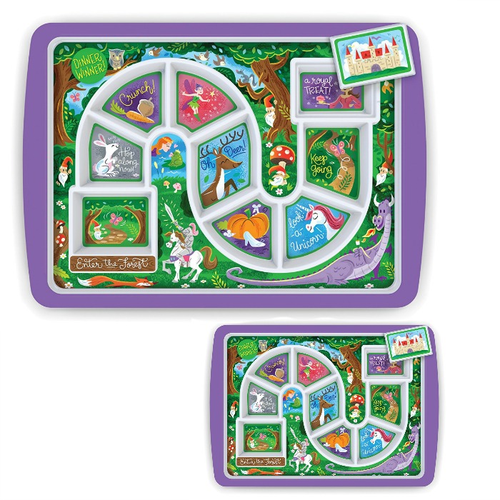 Fred & Friends Enchanted Forest Dinner Tray Just $13.99! Down From $20!