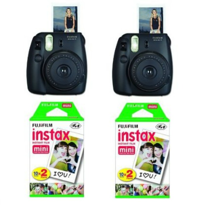 Fujifilm Instax Mini 8 Instant Film Camera with Film Just $43.16! Down From $68!