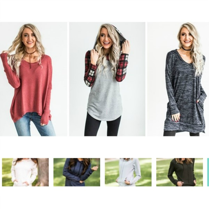 Hoodie & Pullover Clearance Sale Only $14.99! Down From $40! Ships FREE!