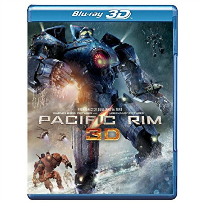 Pacific Rim Blu-ray + 3D Just $8.99! Down From $45!