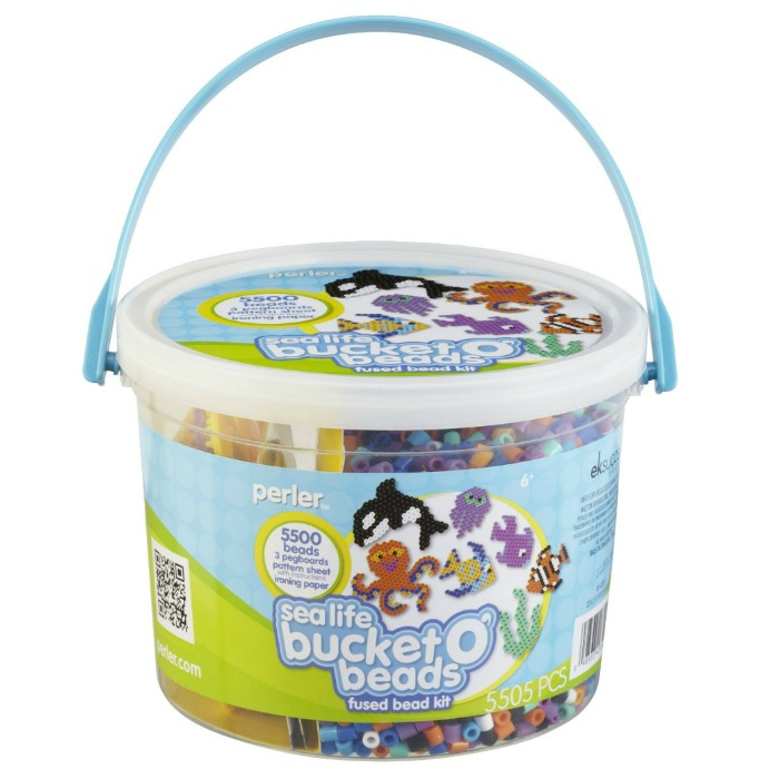 Perler Beads Sea Life Bucket Just $6.63! Down From $11!
