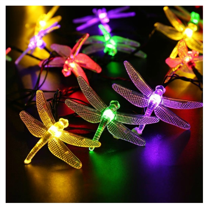 Qedertek Dragonfly Solar Lights Just $7.14! Down From $20!