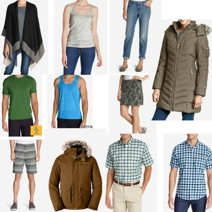 Eddie Bauer 50% Off Men's And Women's Clearance!