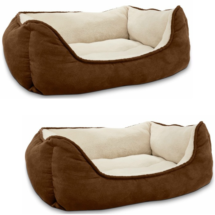 Petco Brown Box Dog Bed Just $8.75!  Down From $25!