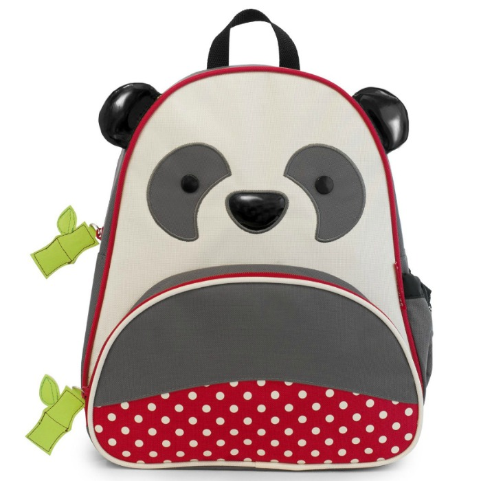 Skip Hop Zoo Multi Pia Panda Backpack Just $10.50! Down From $20!