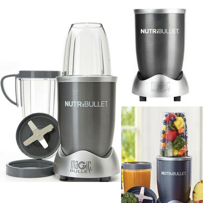 NutriBullet 8pc Blender Just $31.27!  PLUS FREE Shipping!