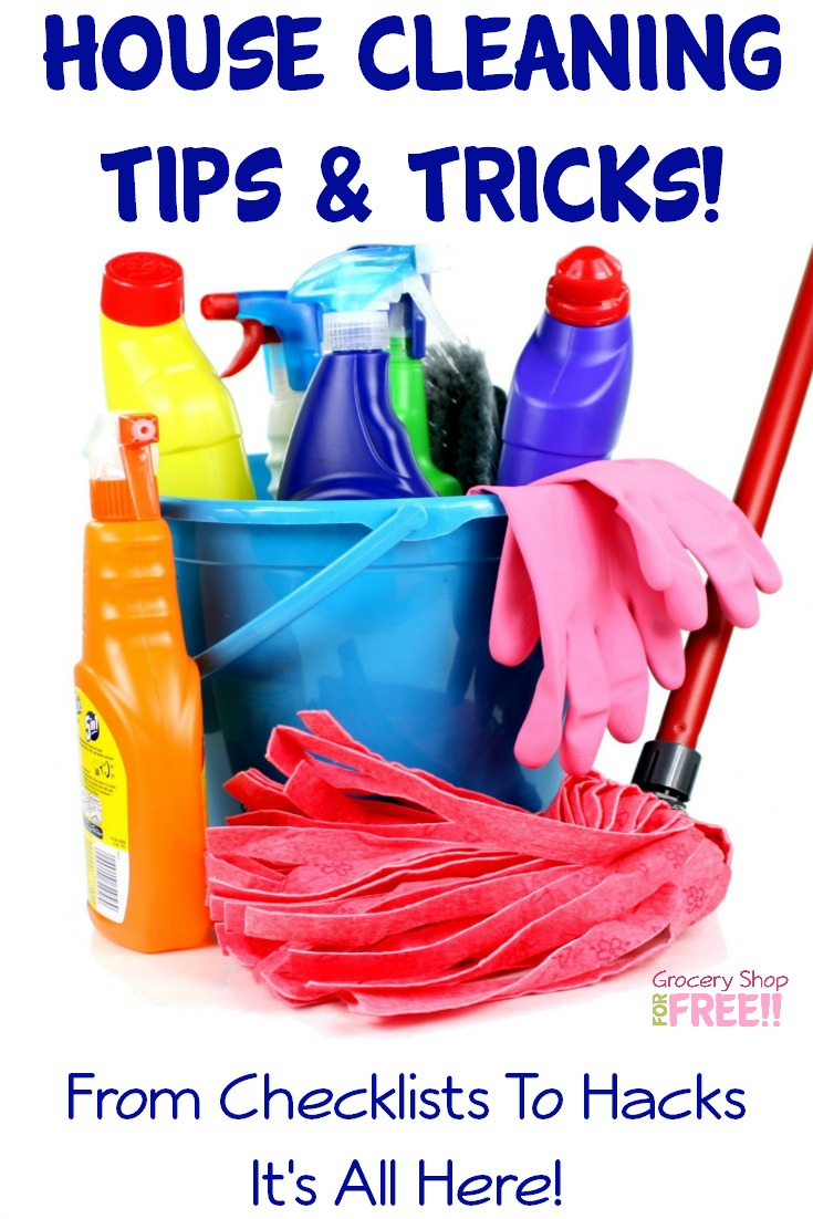 House Cleaning Tips Amp Tricks