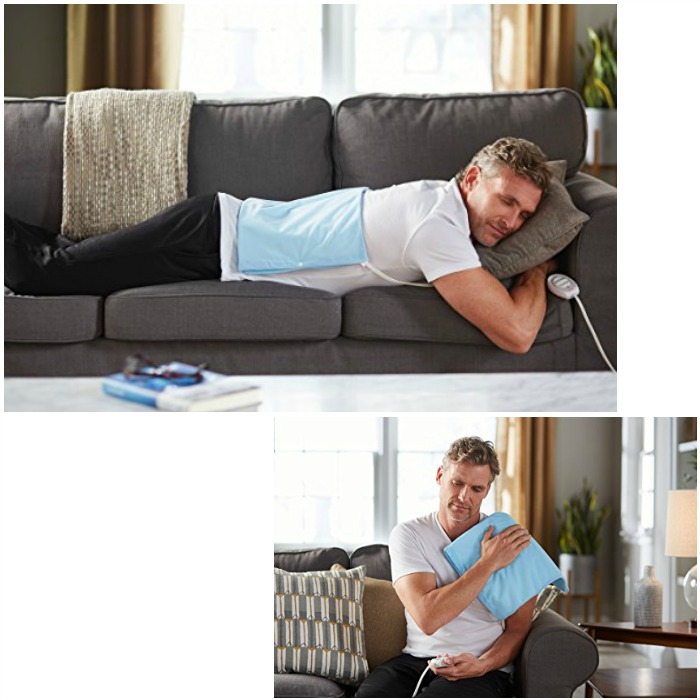 Sunbeam Heating Pad With UltraHeatTechnology Just $5.23!