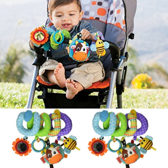 Infantino Spiral Activity Toy Just $7.35! Down From $15!