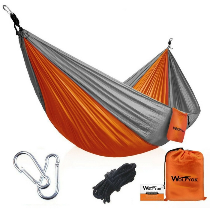 Portable Camping Hammock Just $19.99! Down From $40!