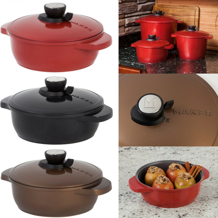 2-Quart Non-Stick Dutch Oven Just $19.99! Down From $50!