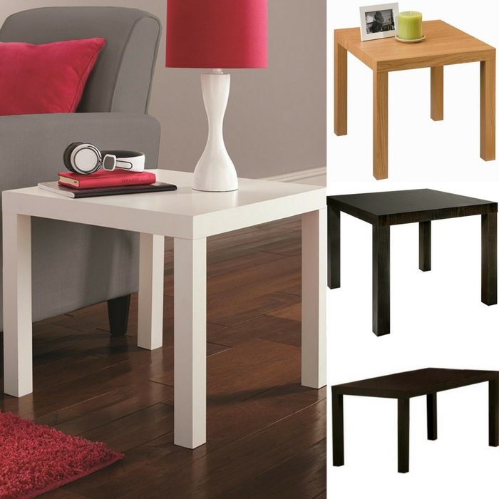 DHP Parsons End Table