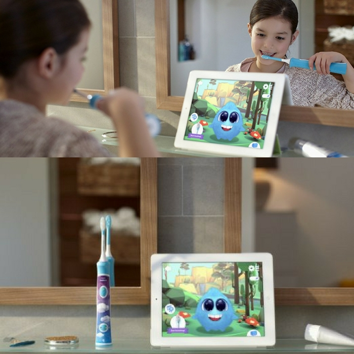 Philips Sonicare Kids Bluetooth Electric Toothbrush Just $29.95! Down From $50!