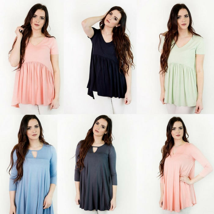 Spring Tunics Just $19.95! Down From $35! PLUS FREE Shipping!