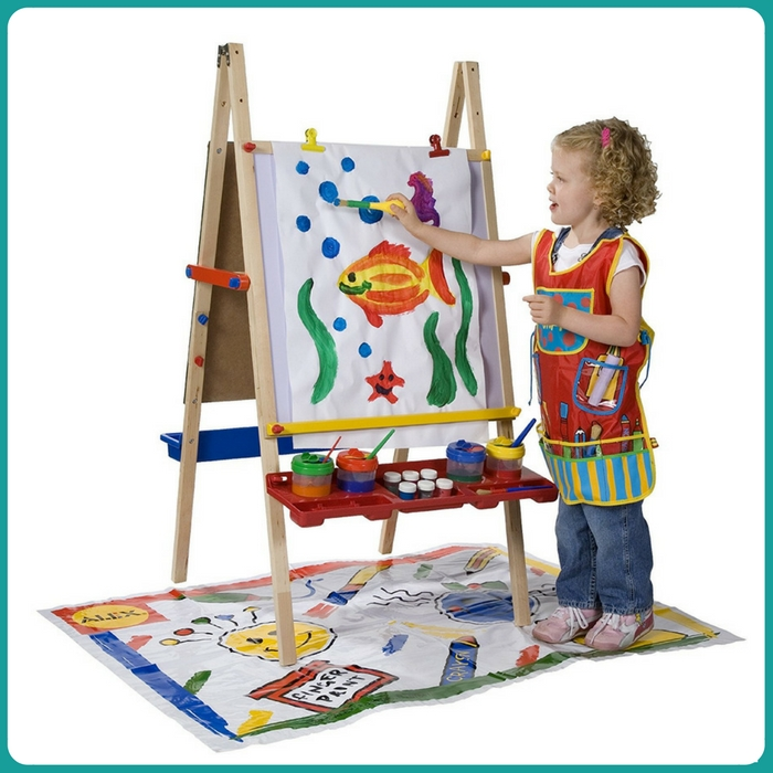 ALEX Toys Artist Studio Magnetic Artist Easel Just $44.51! Down From $125! PLUS FREE Shipping!