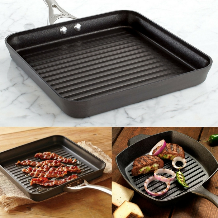 Calphalon 11″ Square Grill Just $23.99! Down From $80!
