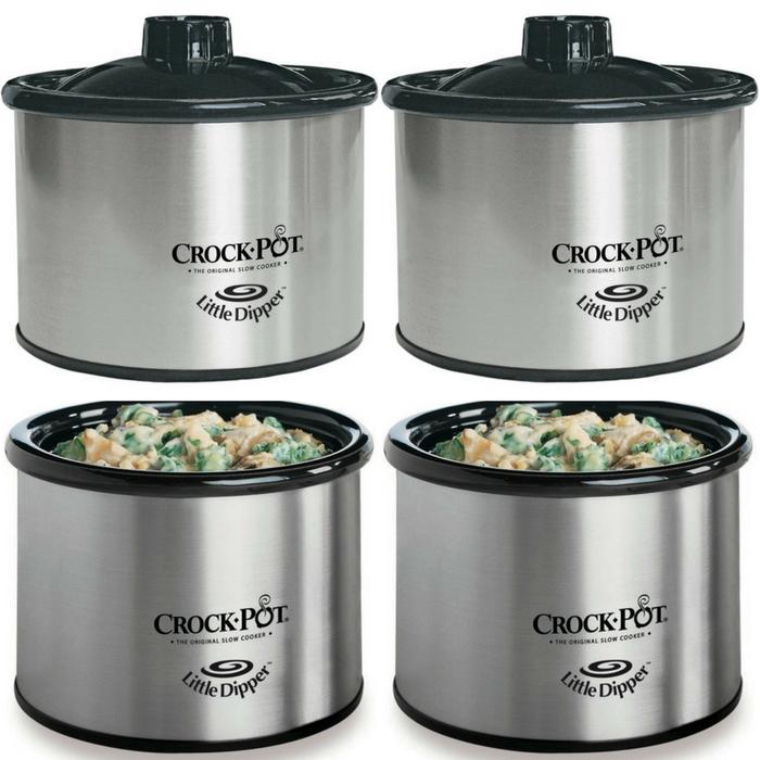 Crock-Pot Little Dipper Just $9.97! Down From $19.40!