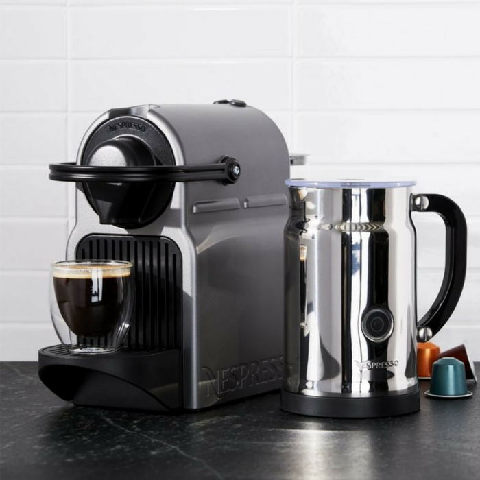 Nespresso Inissia Espresso Maker Just $129.99! Down From $200! PLUS FREE Shipping!