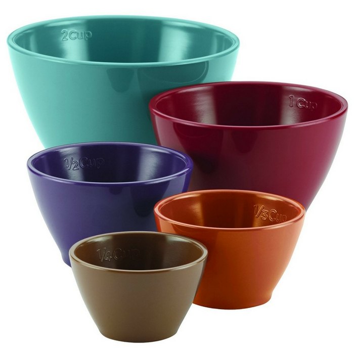 Rachael Ray 5-Piece Measuring Cups Just $10.69!