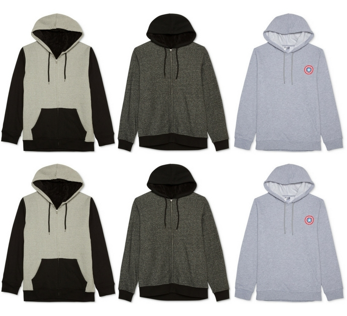 Men's Hoodies Just $6.66! Down From $60!