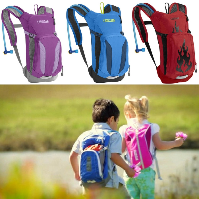 CamelBak Kids' Hydration Pack Just $27.17! Down From $50!