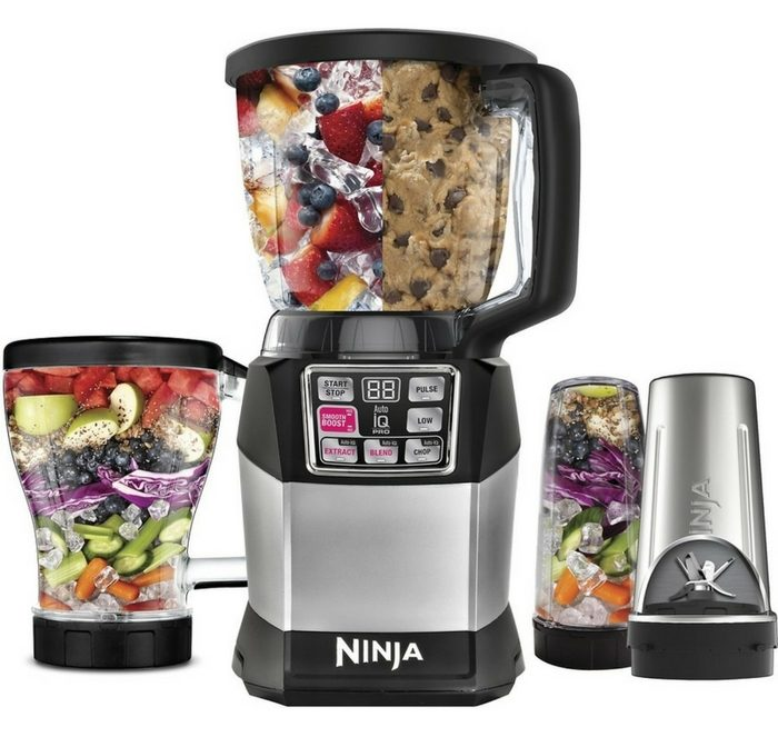 Nutri Ninja Auto-iQ 6-Speed Blender Just $94.99! Down From $190! PLUS FREE Shipping!