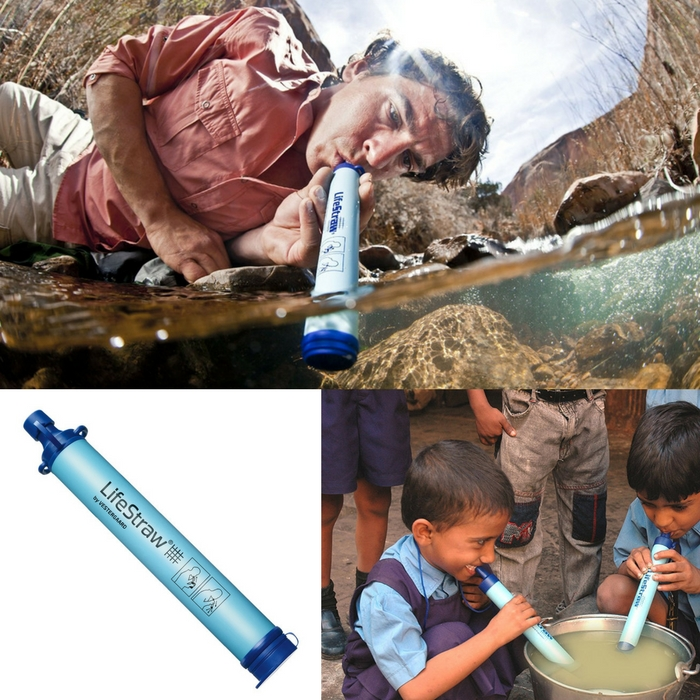LifeStraw Water Filter Just $12.50! Down From $20!