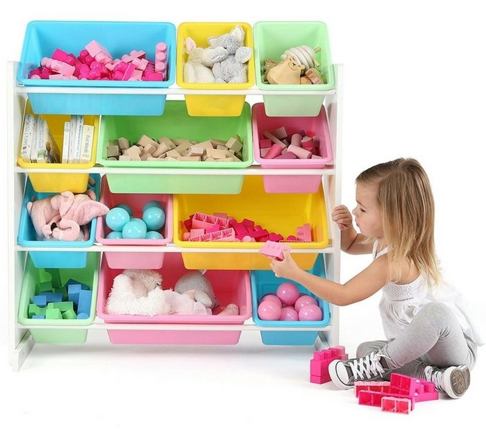 Toy Storage Organizer Just $41.64! Down From $92! PLUS FREE Shipping!