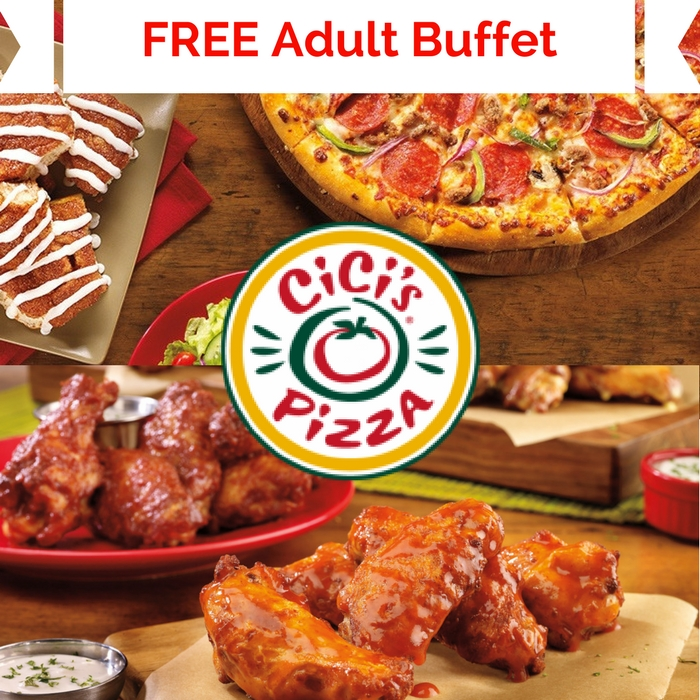 FREE Adult Buffet For Teachers!