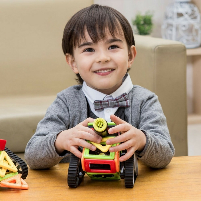 Magformers Mini Tank Set Just $36.37! Down From $100! PLUS FREE Shipping!