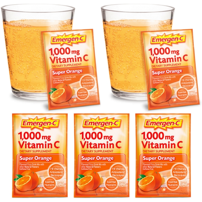 FREE Sample Emergen-C Drink Mix!
