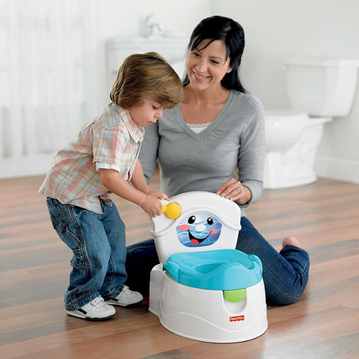 Fisher-Price Learn-To-Flush Potty Just $17.19! Down From $30! PLUS FREE Shipping!