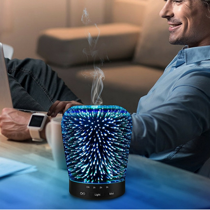 Aromatherapy Oil Diffuser Just $39.99! Down From $100! PLUS FREE Shipping!
