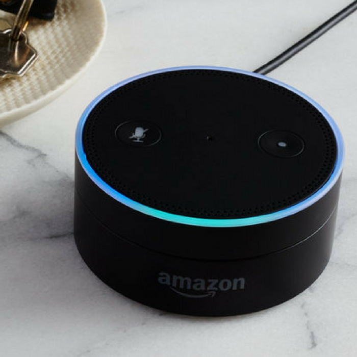 Amazon Echo Dot Just 39.99! Down From $50! PLUS FREE Shipping!