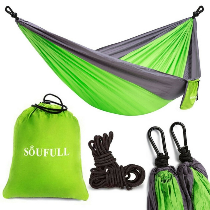 Multifunctional Camping Hammock Just $14.55! Down From $50!