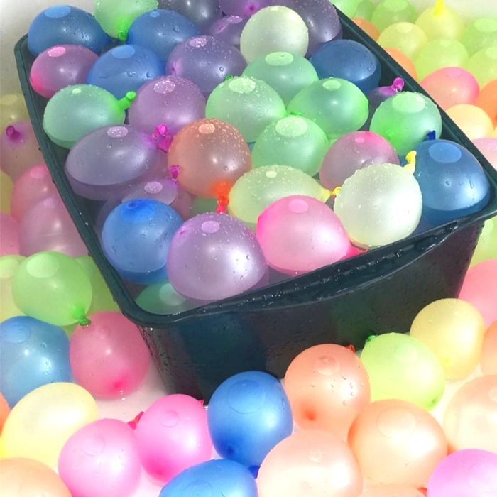 Self-Sealing Water Balloons With 222 Balloons Just $16.99!