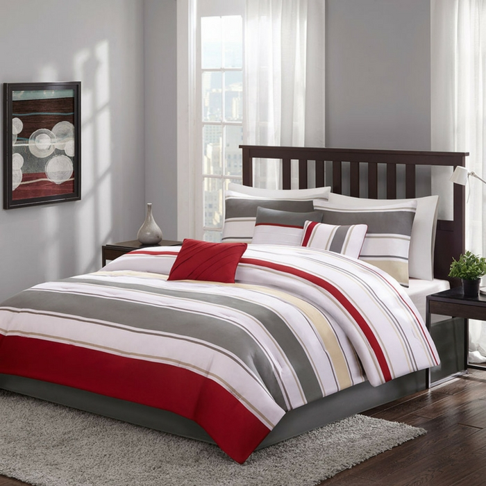 Finn 7-Piece Comforter Set Just $29.99! Down From $130!