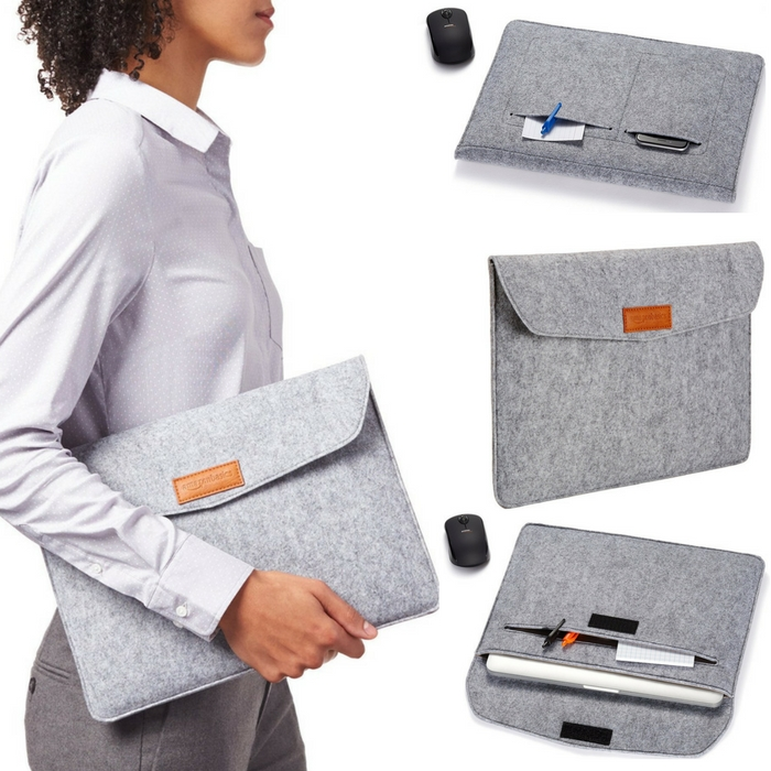 13″ Felt Laptop Sleeve Just $6! Down From $12!