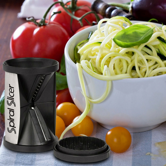 Vegetable Spiralizer Bundle Just $12.97! Down From $30!