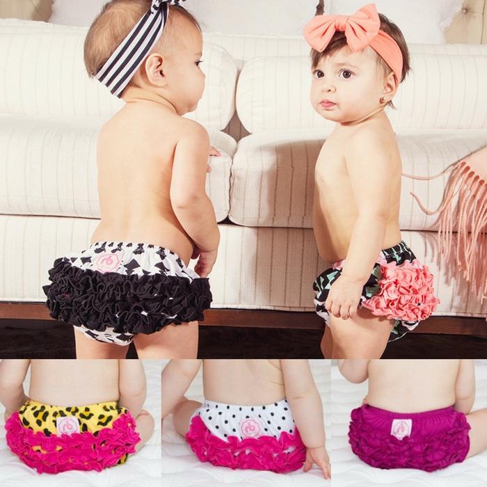 FREE 3 Ruffled Diaper Covers!