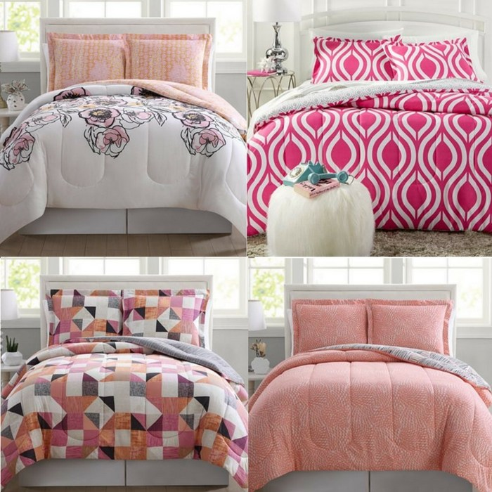 3-Piece Comforter Set Just $18.99! Down From $80!