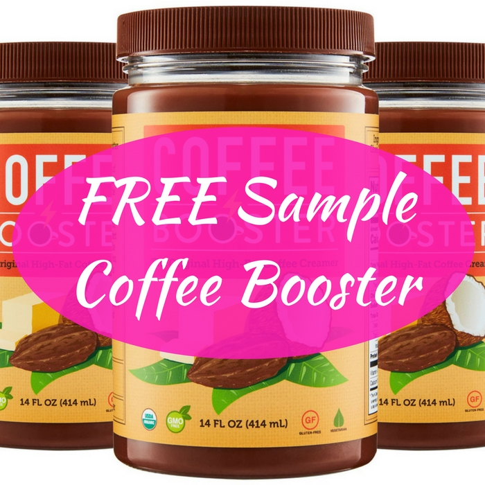 FREE Sample Coffee Booster!